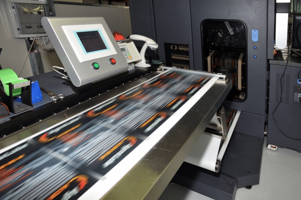 Digital vs. Flexo in Hybrid Presses